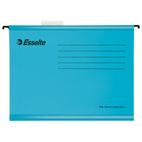 Подвесная папка ESSELTE PENDAFLEX PLUS FOOLSCAP, синий, цена за 1шт
